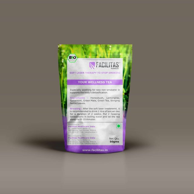 Facilitas – Tea Packaging